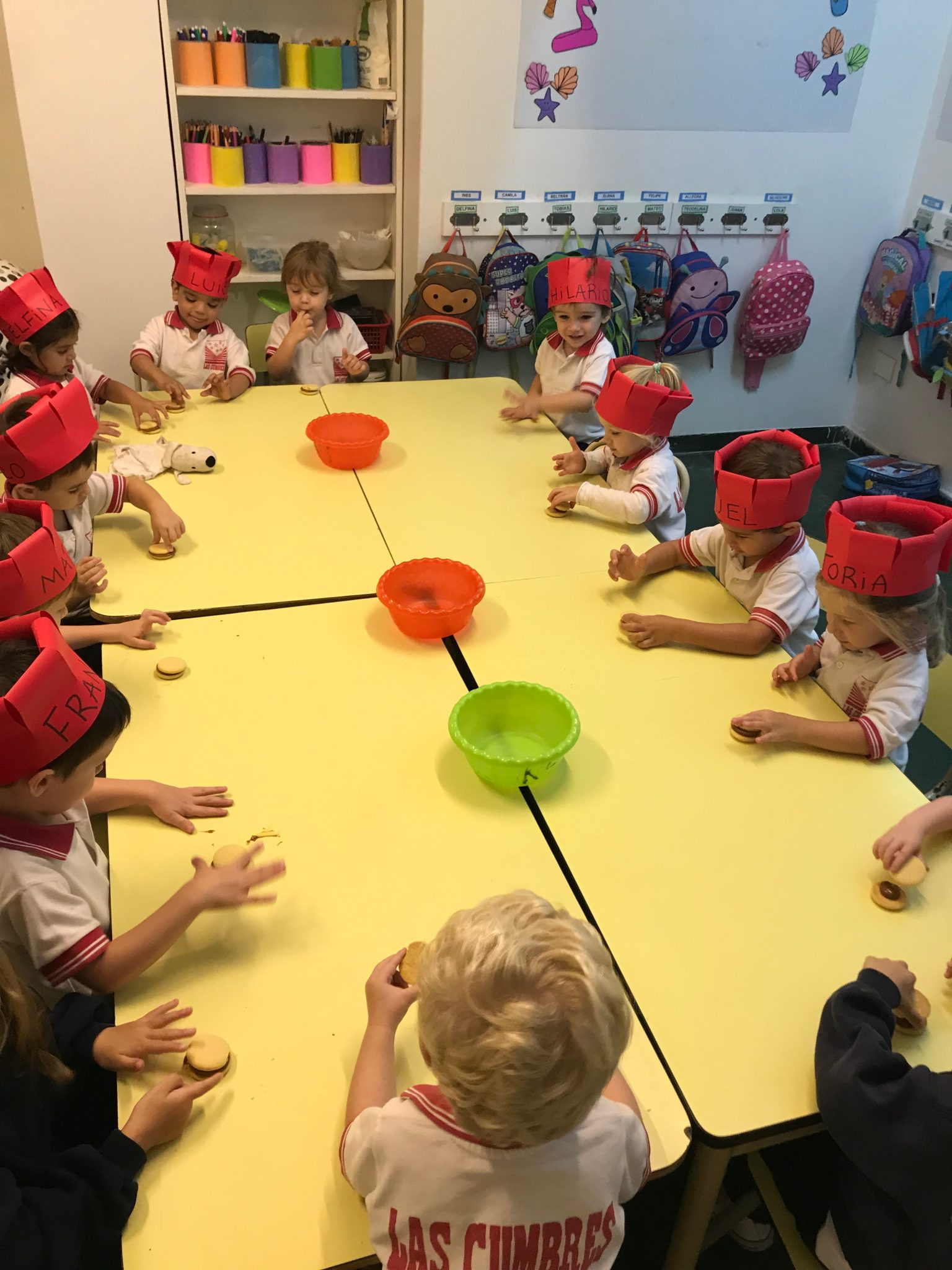 Ir al blog KINDER 3 AFTERNOON 2018